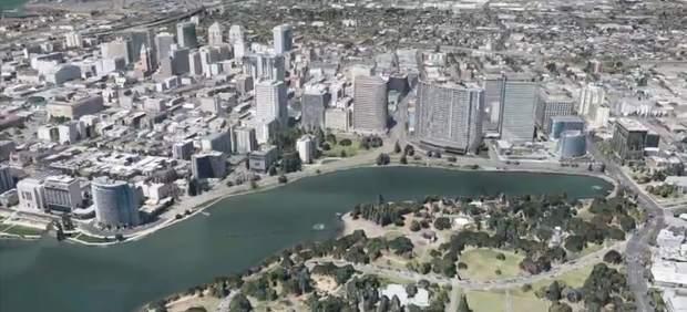 Google busca el mapa perfecto, con ciudades en 3D y visibles sin conexión a Internet