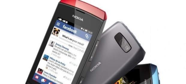 Nokia presenta una nueva gama de móviles táctiles de bajo coste
