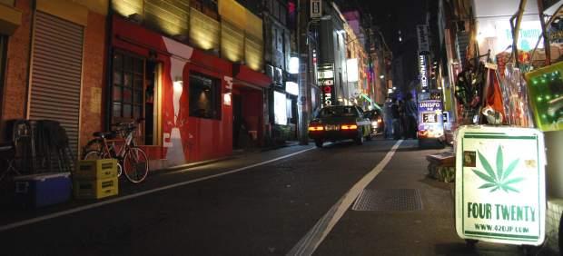 Tiendas de droga en Tokio