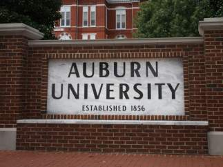 Universidad de Auburn, Alabama