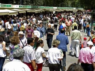 Feria del Libro de Madrid 2012.