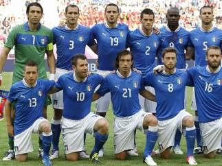 Once de Italia