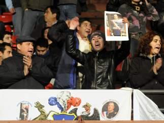 Homenaje en Chile al dictador Pinochet