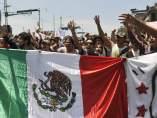 """""""Yo soy 132"""" protesta en México contra el candidato del PRI"""
