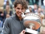 Nadal muerde la Copa