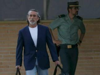 Francisco Correa sale de la cárcel