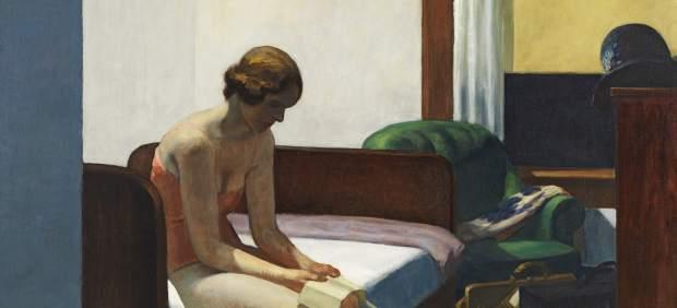 Hopper, la esencia de la América moderna