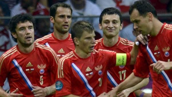 Gol de Rusia