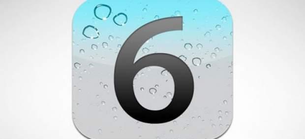 Apple lanza el iOS6, la nueva versión de su sistema operativo para iPhone, iPod y iPad