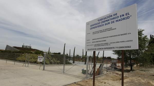 Crematorio de Carabanchel