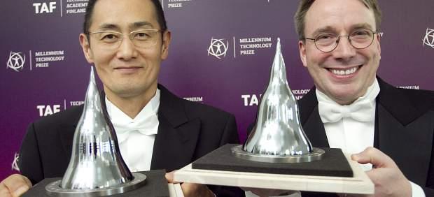El creador de Linux gana el premio Millenium, considerado el Nobel de Tecnología