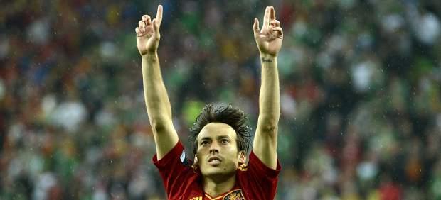 David Silva anuncia que deja la selección española