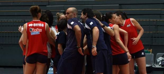 Liga Europea voleibol