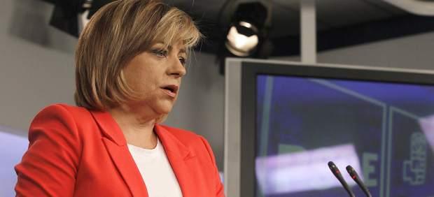 """Elena Valenciano, tras cerrar su Twitter: """"No se puede estar recibiendo insultos y amenazas"""""""