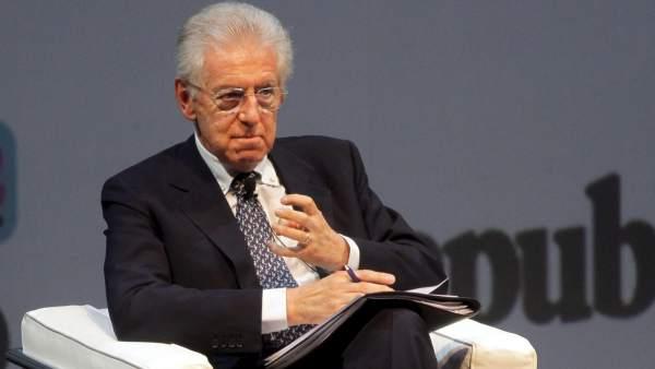 Resultado de imagen de Mario Monti,