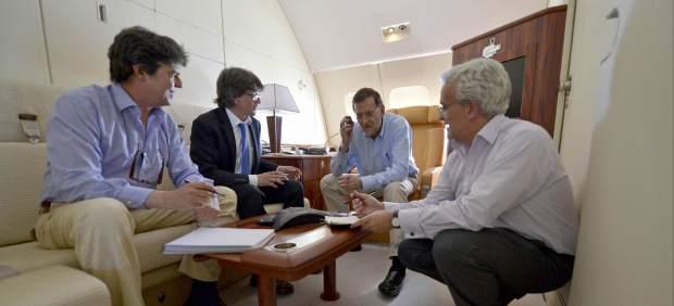 Rajoy viaja a México para asistir a su primera cumbre del G20,