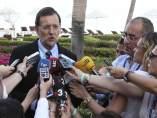 Rajoy llega a Los Cabos para la Cumbre del G20