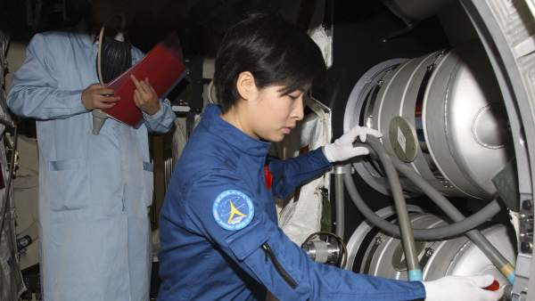 Astronauta china