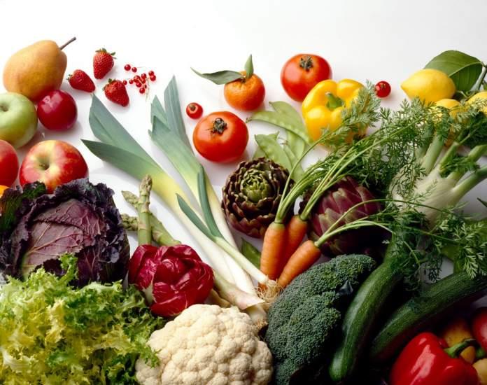 Antioxidantes que cuidan la salud frutas verduras - Semillas de frutas y verduras ...