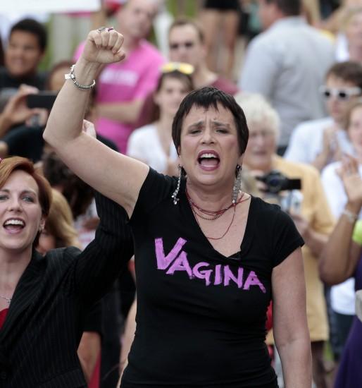 Censurada por decir vagina