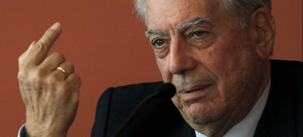 Homenaje a Vargas Llosa