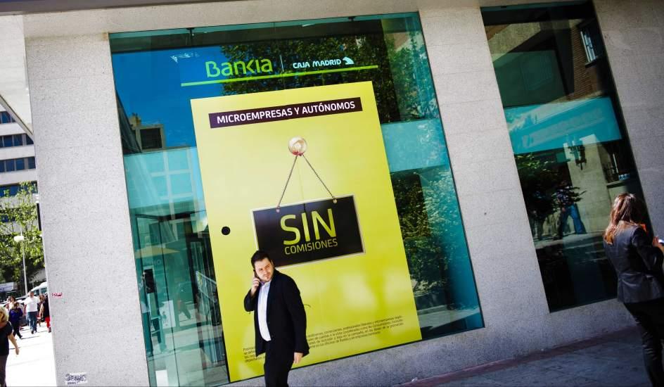 Los empleados de la banca nacionalizada est n convocados a for Bankia es oficina de internet