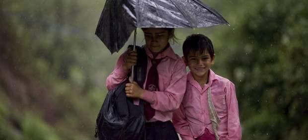 Lluvias del monzón