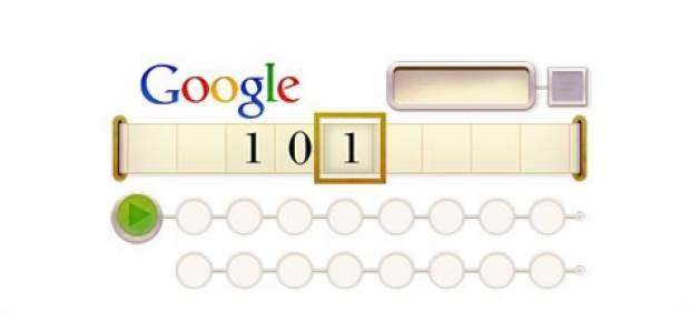 El logo de Google que Alan Turing sería capaz de descifrar