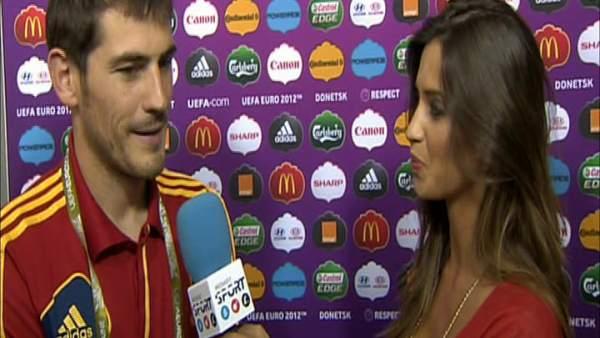 Iker Casillas - Sara Carbonero