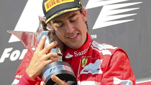 Alonso, campeón