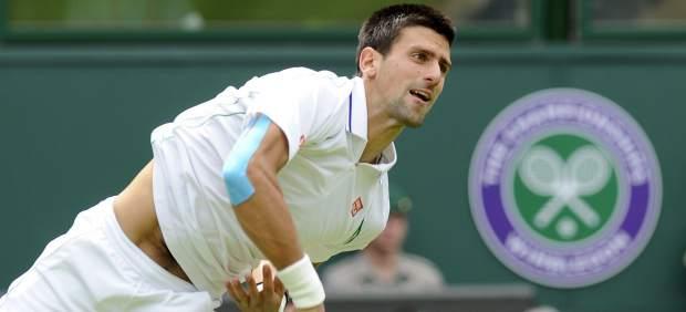Djokovic en Wimbledon