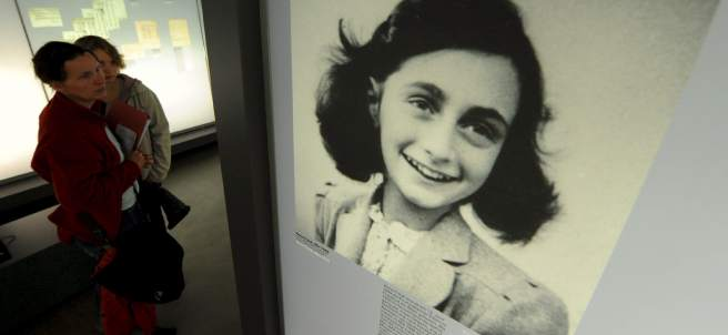 65 años del Diario de Ana Frank