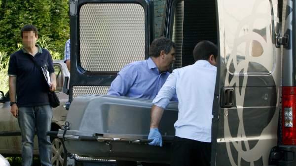 Caso de violencia doméstica en A Coruña