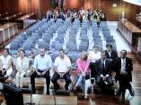 Juicio mediático en Málaga