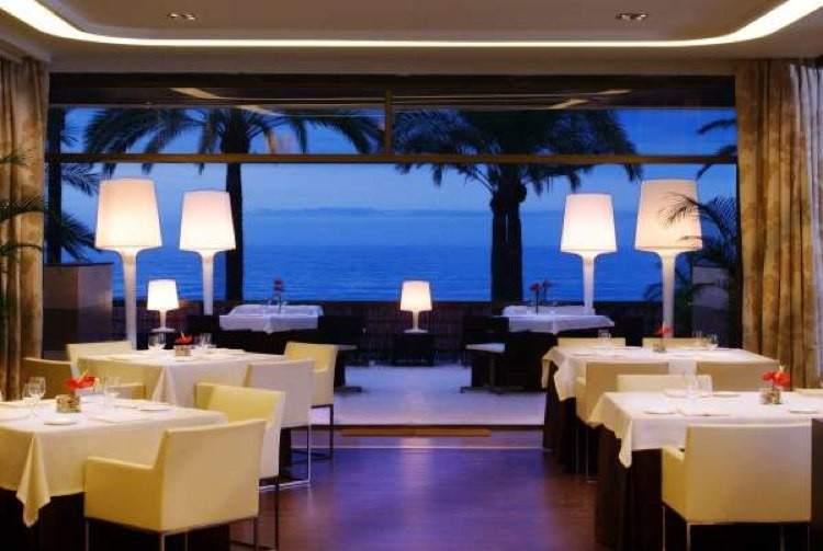 De sol a sol dani garc a en el restaurante calima for Meuble salle a diner