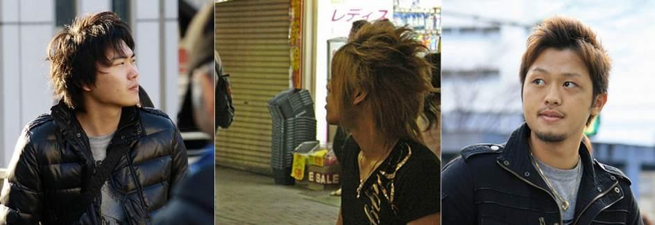 La extravagancia y rarezas de la juventud japonesa