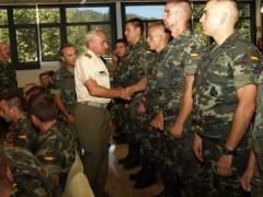 7 meses de prisión para el capitán que grabó desnuda a una soldado