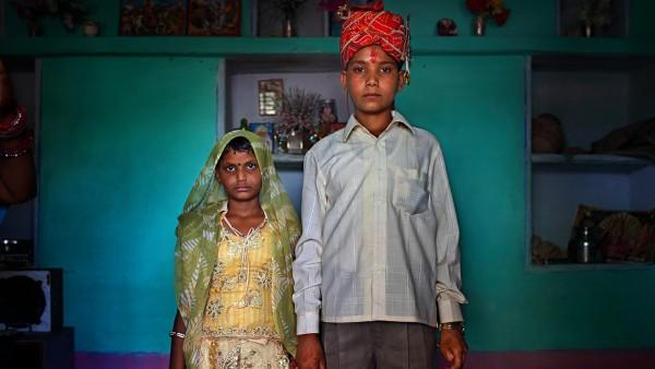 Matrimonio In Nepal : Una de cada tres chicas en el mundo fue obligada a casarse siendo