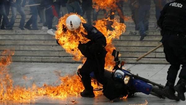 Atenas, 23 de febrero de 2011