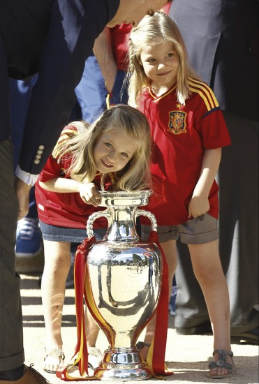Recepción en Zarzuela a la Selección española 67823-371-550