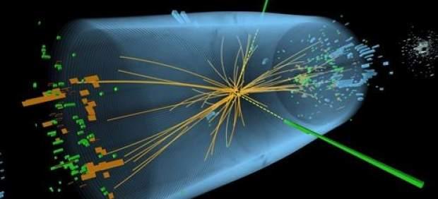 Bos�n de Higgs