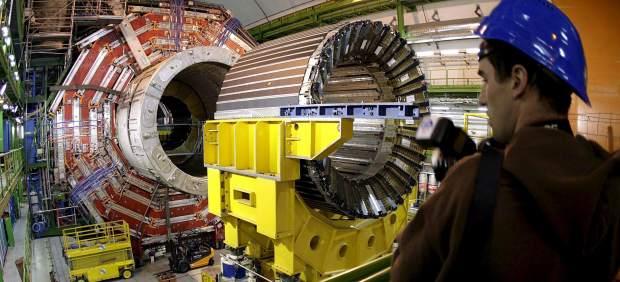El mayor acelerador de partículas del mundo