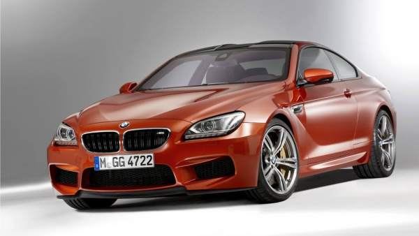 BMW M6 Coupe 2012