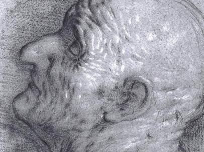 Dibujo inédito de Caravaggio