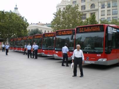 EMT de Valencia