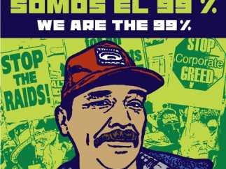 'Somos el 99%'