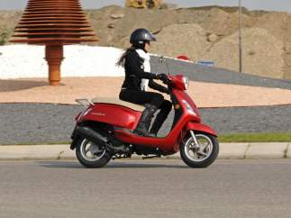 Nuevo scooter SYM Fiddle II 125 S