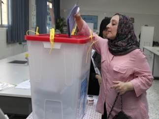 Elecciones en Libia