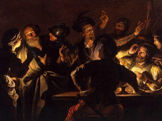 'Le Reniement de saint Pierre'