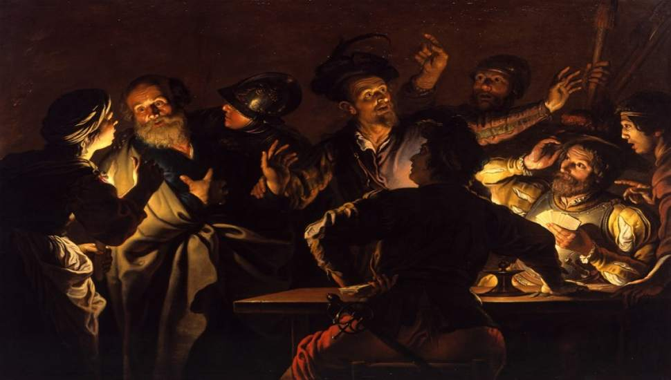 La alargada sombra de Caravaggio